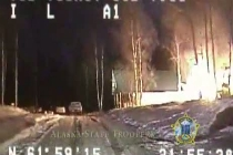Dog Leads Alaska State Troopers To House Fire