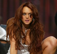 Lindsay Lohan MTV Movie Awards